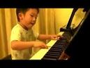 Дети таланты. 4- летний пианист играет лучше взрослых
