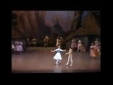 2004 Paris Opera Ballet, Giselle finale, Svetlana Zakharova (solo act I), Laurent Hilaire Парижский оперный балет