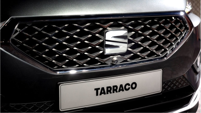 NEW 2019 SEAT TARRACO REVEALED | GREAT SEVEN-SEAT SUV