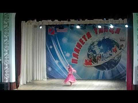 Chikeni Chameli. Туапсе. Планета танца-2018. Людмила Зайцева