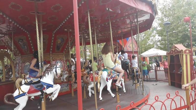 Сочи парк Катаемся с сыном на лошадках 😍😘😘👍👍👍