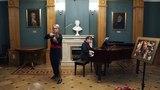 А. Бортнянский– «Сонатное Аллегро» для альта и фортепиано» Исп.: Алёна Прохоренко, Ксения Баранова