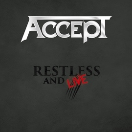 Accept альбом Restless and Live