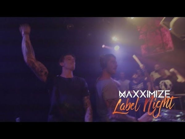 Maxximize Label Night ADE 2017 Official Aftermovie