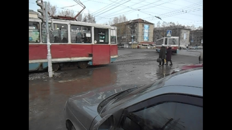 Tramvaj Tomsk