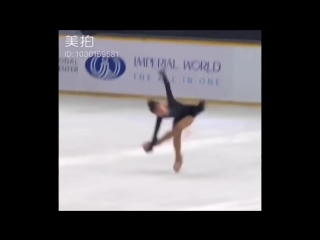 Alysa liu fs    asian open figure skating trophy 2018