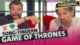 Song-Tindern Game of Thrones Jaime Lannister und Euron Greyjoy - GoT Ende = Karotte! DASDING