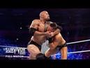 FULL MATCH The Rock John Cena vs R Truth The Miz Survivor Series 2011