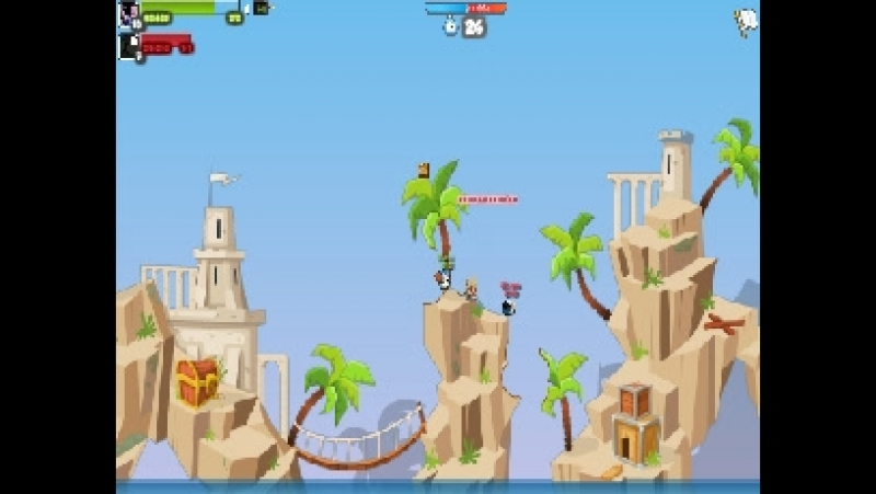 Вормикс: Я vs Айзек (7 уровень)
