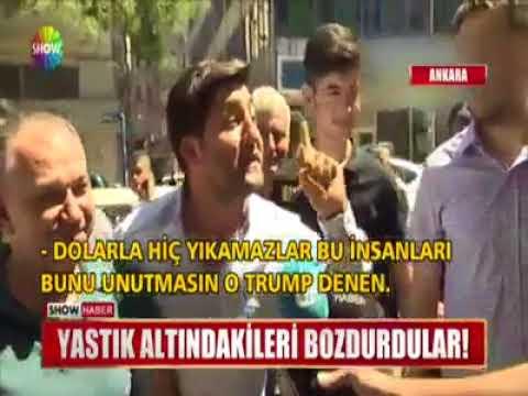 Практический ответ Турецкого народа на дьявольскую купюру масонов и сионистов