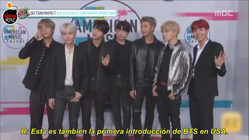 Sub Español 171126 Section TV Análisis en profundidad a BTS y su éxito en América