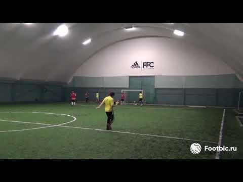 Видеообзор 16 04 2018 Метро Марьина Роща Любительский футбол