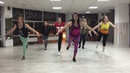 Zumba Fitness with Olga Chin Warm up