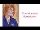 Portrait Study Speedpaint