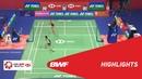 YONEX SUNRISE HONG KONG OPEN 2018 Badminton WS QF Highlights BWF 2018