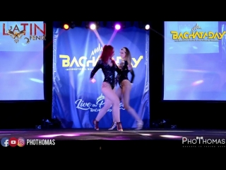 Latin Fenix by Magda Liuzza ✦ Show ► Bachata Day 2018
