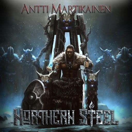 Antti Martikainen альбом Northern Steel