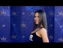 Инга Ломаско на кастинге «Мисс Беларусь-2018»