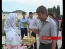 В Чечню прибыли участники автопробега Чечня.