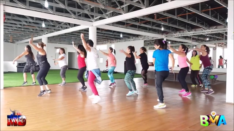 Machel Montano - Showtime by MD TWINS - ZUMBA