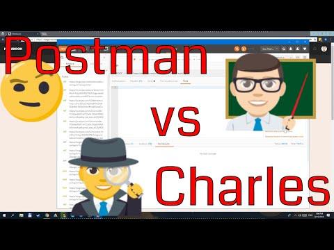 🚀 Postman vs Charles, тестируем API в реальном времени! Пишем тесты быстро и качественно (QA)
