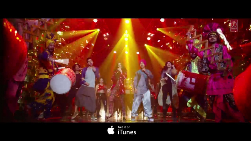 Phillauri _ Naughty Billo Video Song _ Anushka Sharma, Diljit Dosanjh _ Shashwat