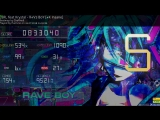 osu!mania S3RL feat Krystal - R4V3 B0Y 4.11 star