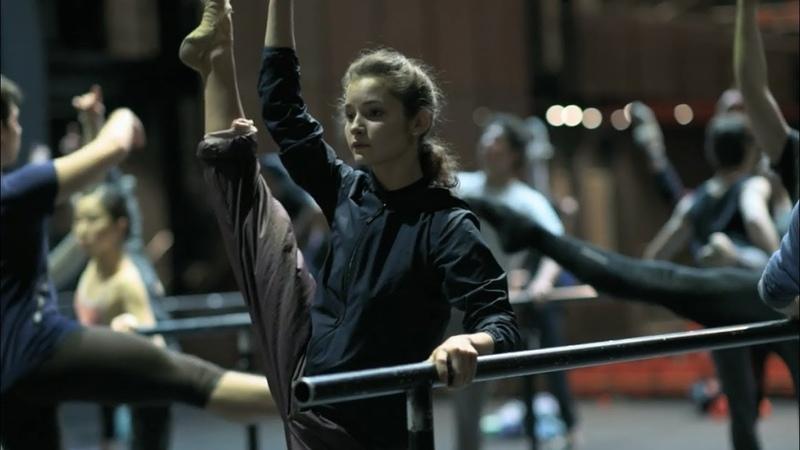 Francesca Velicu Emerging Dancer 2018 Finalist English National Ballet