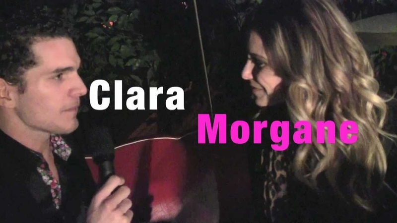Linterview de Clara Morgane prochainement disponible !