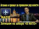 Филиндаш. Агония и провал за провалом Укр власти. Запишем на заборе В НАТО.
