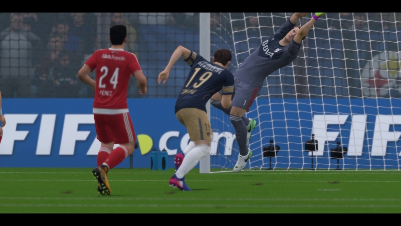 FIFA 18 Норм сыграли