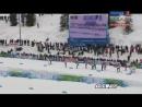 28.02.2010. Зимние Олимпийские игры в Ванкувере. Лыжные гонки. Масс-старт 50км. Мужчины