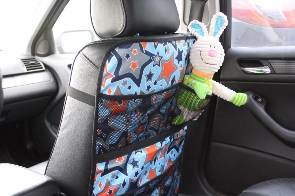 Лучший органайзер на спинке сиденья в машине