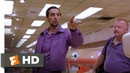 The Big Lebowski - Nobody F's With Jesus Scene (5/12) | Movieclips