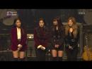 180405 Red Velvet (Red Flavor Greetings Bad Boy) @ Spring Comes Concert in Pyongyang
