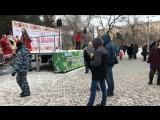 Масленица в Комсомольском саду