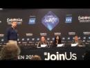 Eurovision 2014 Press conference 03.05.2014