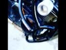 Мини обзор защитных дуг Master Bike для Suzuki GSX 400 Impulse