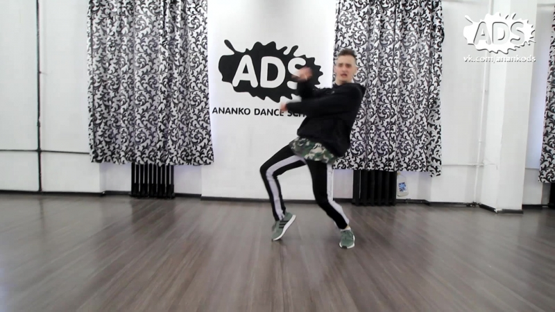 ANANKO DANCE SCHOOL_Choreo by Roman ANANKO_MariahLynn - TAB