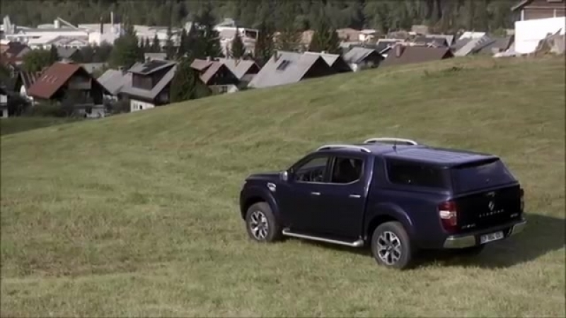 2018 Renault Alaskan - interior Exterior and Drive.mp4