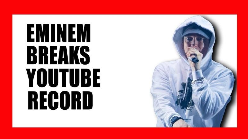 Eminem Breaks YouTube Record with Killshot