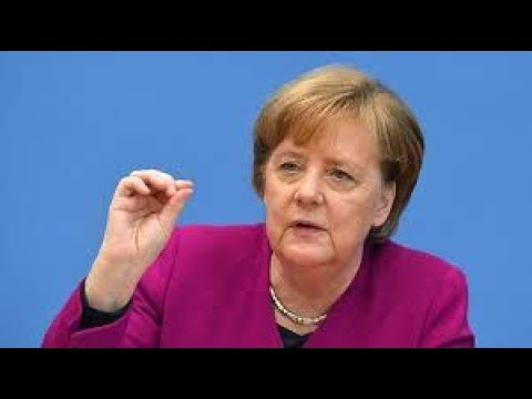 Хватит, натерпелась: Меркель бежит к Путину от сумасброда Трампа