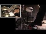 Drumset Lessons with John X_ Bonham Bass Drum Triplets