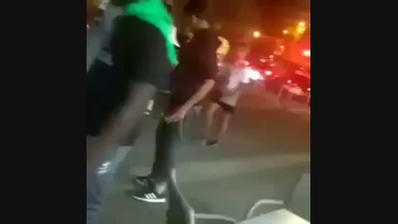 La police arrete deux racailles en fuites façon rugbyman