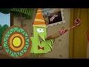 Бумажки - Сборник серий 66 -70 - мультфильм про оригами для детей