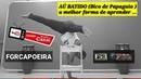 Melhor forma de aprende AÚ BATIDO ( Bico de Papagaio ) Mestre Pepeu Capoeira.