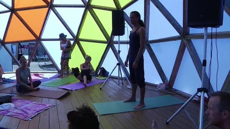 Сурья Фест - Висцеральная йога