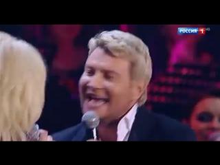 Николай Басков и Ирина Аллегрова Цветы без повода