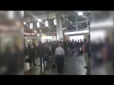 На Курском вокзале мужчина напал с ножом на людей, двое тяжело ранены