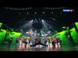 Мужская танцевальная группа Государственного Омского русского народного хора вышла в финал